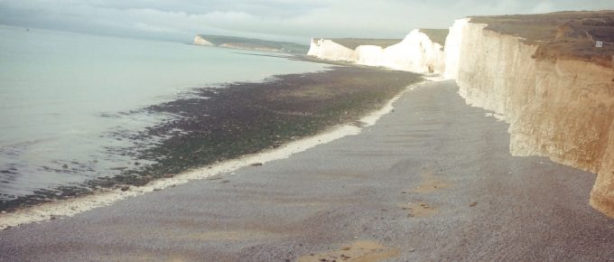 Beachyhead-White cliffs